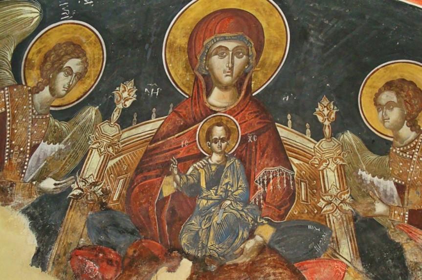 Σήμερα, οι πρώτοι Χαιρετισμοί της Θεοτόκου. 44 ημέρες πριν τοΠάσχα.