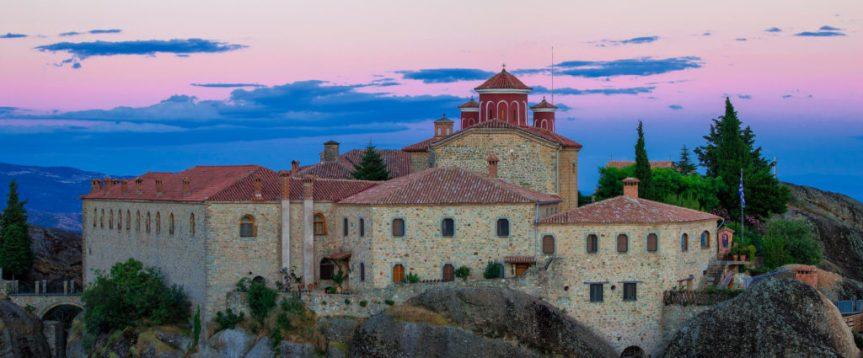 Ιερά Μονή Αγίου Στεφάνου,Μετέωρα