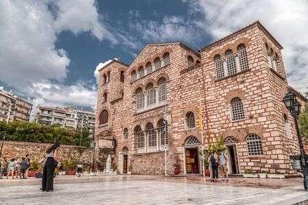 Ιερός Ναός Αγίου Δημητρίου,Θεσσαλονίκης
