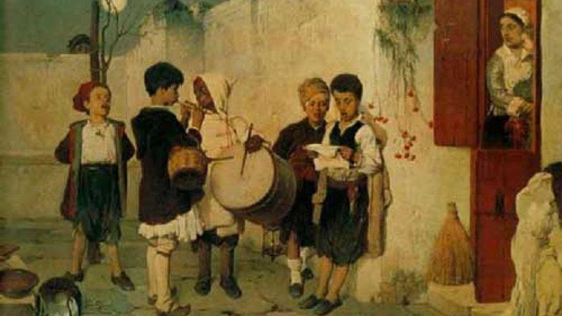 Τα κάλαντα του Λαζάρου στην Κέρκυρα και το έθιμο με τις ...