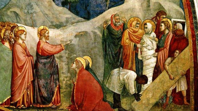 Ανάσταση του Λαζάρου – Βιογραφία, Ο Τάφος του Λαζάρου Βηθανία,Λαογραφικά