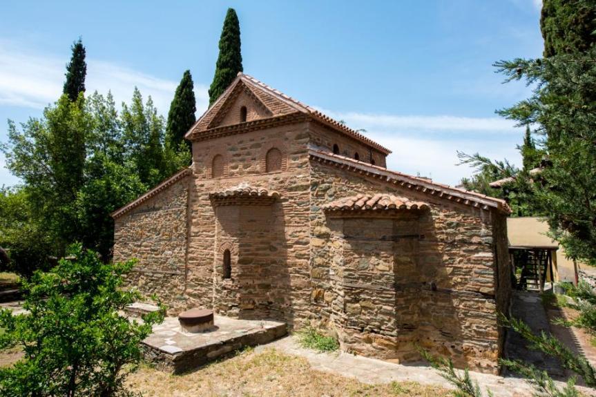 Ιερός Ναός Αγίου Νικολάου του Ορφανού,Θεσσαλονίκη