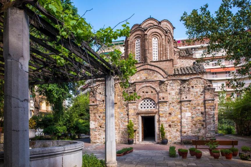 Ιερός Ναός Αγίου Παντελεήμονος,Θεσσαλονίκη