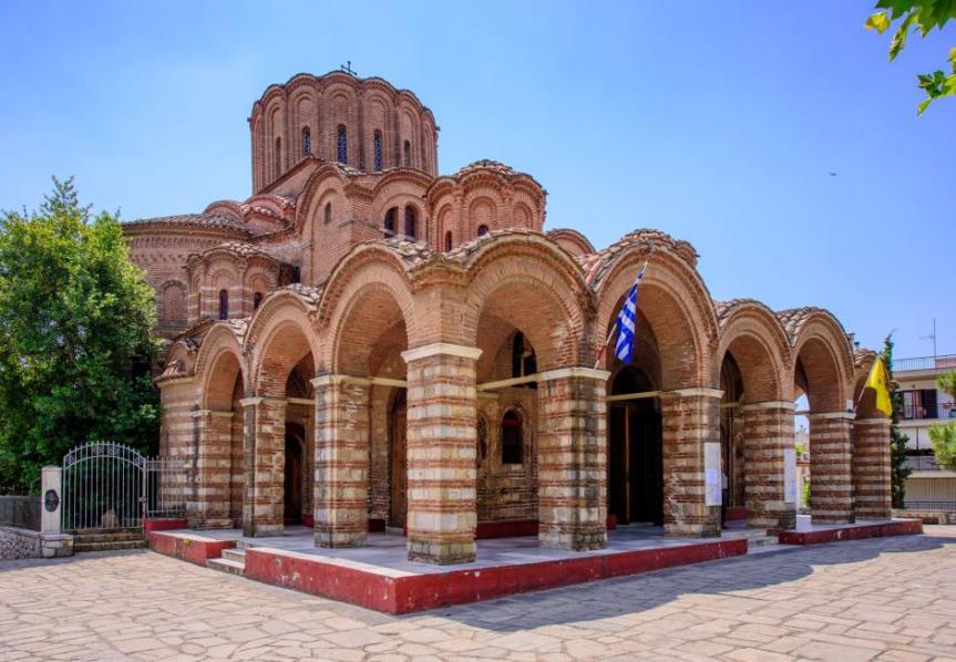 Ιερός Ναός Προφήτη Ηλία,Θεσσαλονίκης