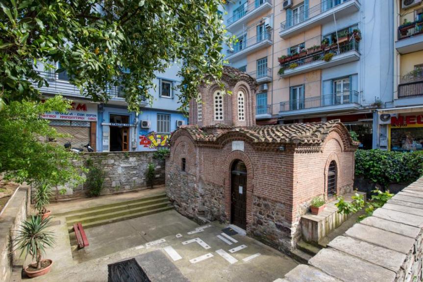 Ιερός Ναός Μεταμορφώσεως του Σωτήρος,Θεσσαλονίκη