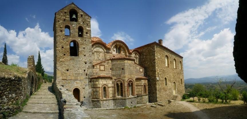 Ιερός Ναός ΑγίουΔημητρίου