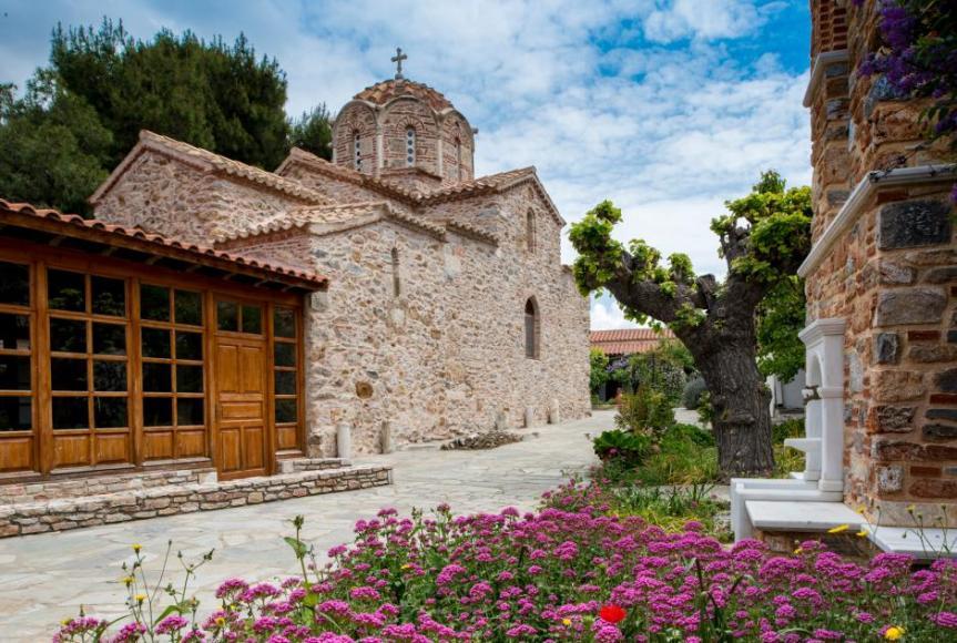 Ιερά Μονή Αγίου ΙωάννουΘεολόγου