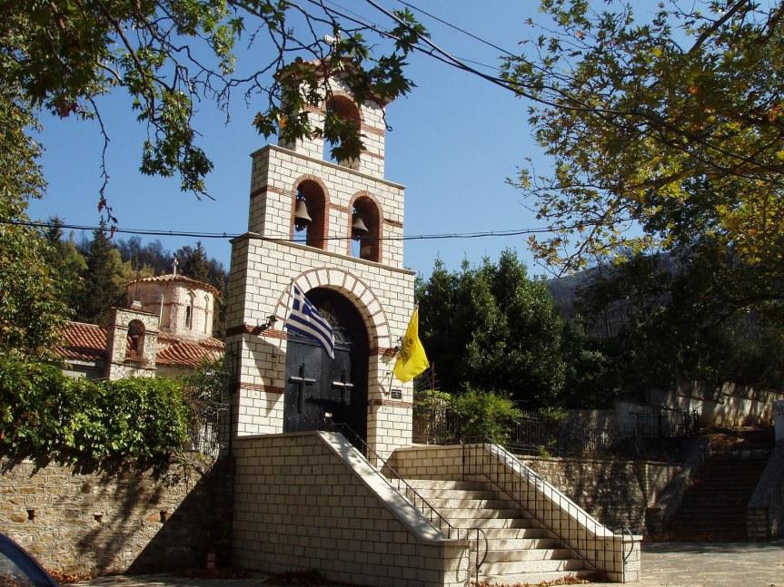 Ιερά Μονή Αγίου ΣυμεώνΜεσολογγίου