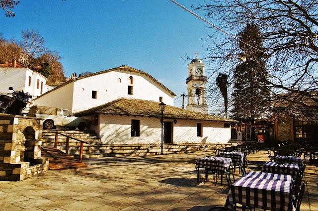 Ιερός Ναός Παμμεγίστων Ταξιαρχών Μηλεών, ΠήλιοΜαγνησίας