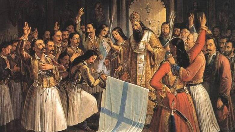 200 χρόνια από την Επανάσταση του 1821 – Χρόνια Πολλά Ελλάδα – Οι απανταχού Έλληνες τιμούν την Ελληνική επανάσταση και τους ήρωέςτης